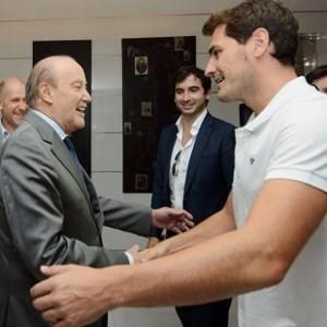 Pinto da Costa uważa transfer Casillasa za błąd?