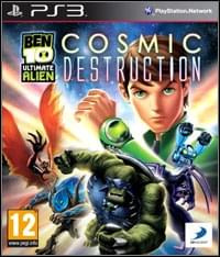 Ben 10 Ultimate Alien Cosmic Destruction (2010) PS3 - P2P