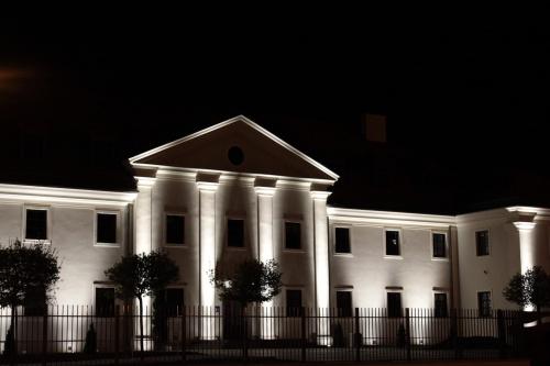 Muzeum DIecezjalne Włocławek #architektura #iluminacje #kościoły #LED #oprawy #oświetlenie