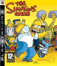 The Simpsons Game (2007) PS3 - P2P