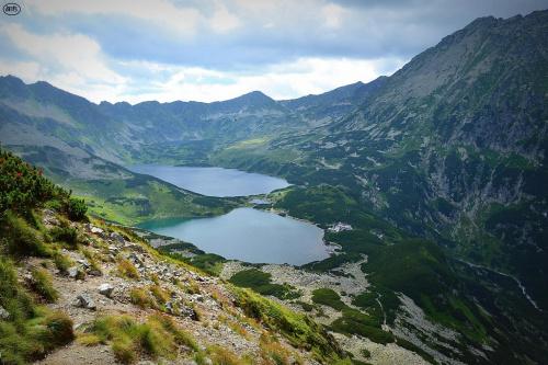Dolina Pięciu Stawów Polskich #góry #podróże #Tatry