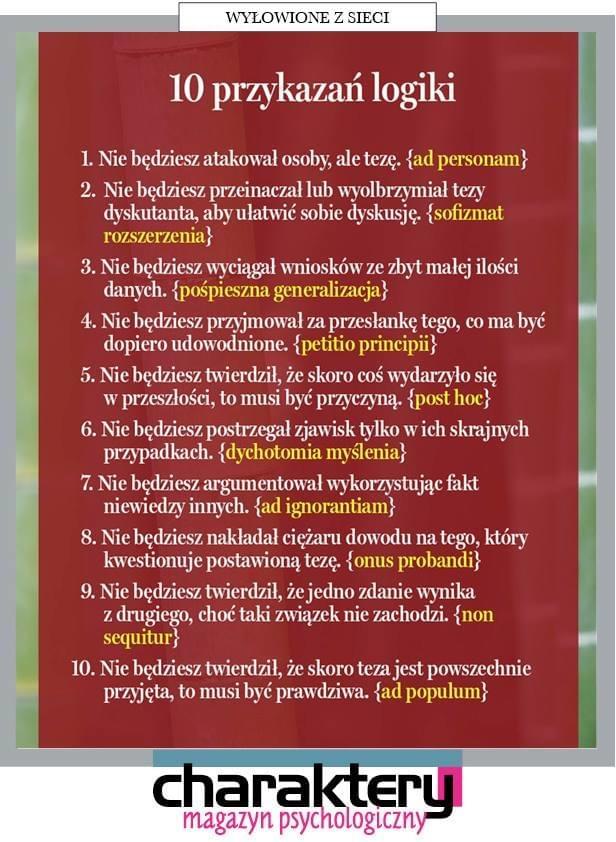 ab012a2de5 Zasady dyskusji na forum  ) Przyda się  D - emama - Forum dyskusyjne ...