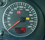 Audi A3 8P - Błędy sterownika ABS/ESP
