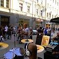 Poznań Uliczny Spontan Blues 2014 #UlicznySpontaBlues #poznan #ZdzisławPaterczyk #blues