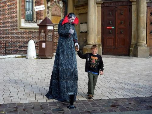 Mimy z Krakowa #mim #postać #praca #kraków