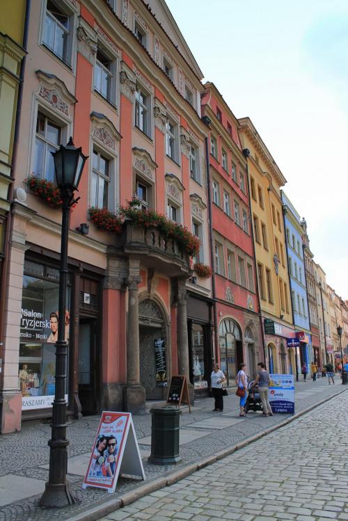 Na rynku w Świdnicy. #DolnyŚląsk #Świdnica #Książ #Kłodzko
