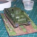 T-35 1/100 Zvezda #czołg #modelarstwo #zvezda #modele