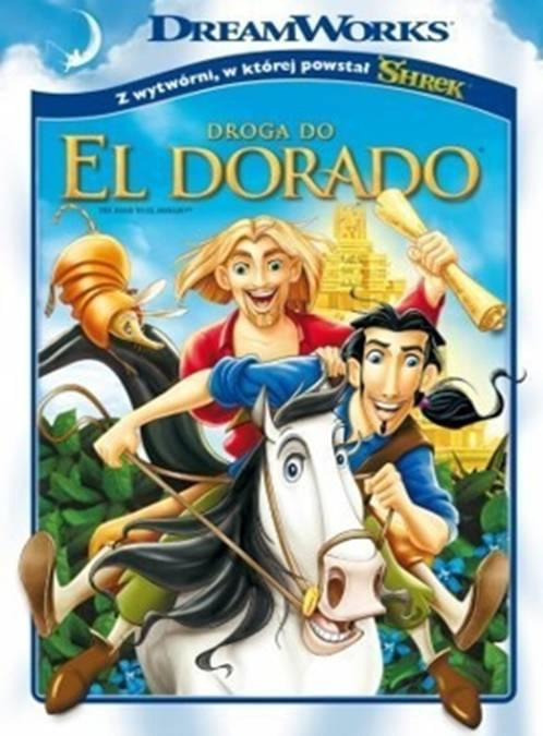 Droga Do El Dorado / The Road To El Dorado (2000) PL.AC3.DVDRip.XviD-CujoAndReksio / Dubbing PL