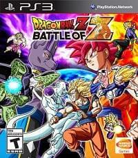 Dragonball Z Battle Of Z (2014)  PS3 - DUPLEX