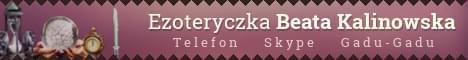Wróżka i kabalarka Beata Kalinowska
