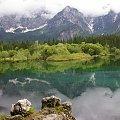 Jeziorko Fusine #Góry