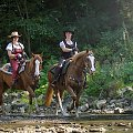 kowbojki Ujsoły #KatarzynaSanetra #kobiety #konie #kowbojki #StrojeWestern #ujsoły #western