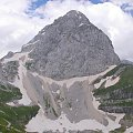 Mangart 2679 m n.p.m. #Góry