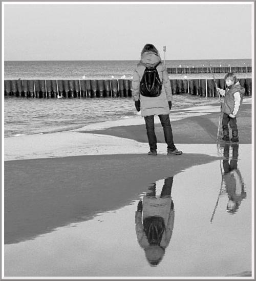 ...gdzieś nad morzem... #ałtykiem