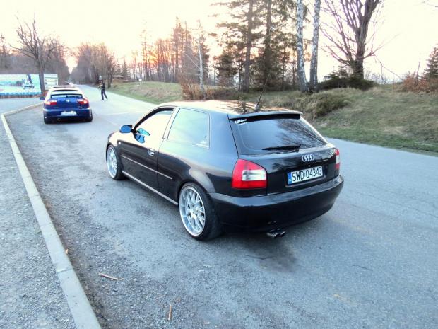 W superbly Zobacz wątek - Audi A3 1.8T AUM - Ziemek • .: AUDI KLUB POLSKA :. • TT13