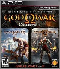 God Of War Collection PS-3 P2P