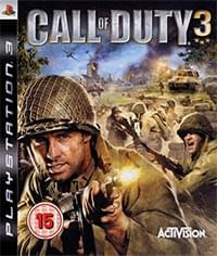 Call of Duty 3 (2007) - PS3 P2P
