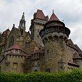Burg Kreuzenstein, austria #zamek